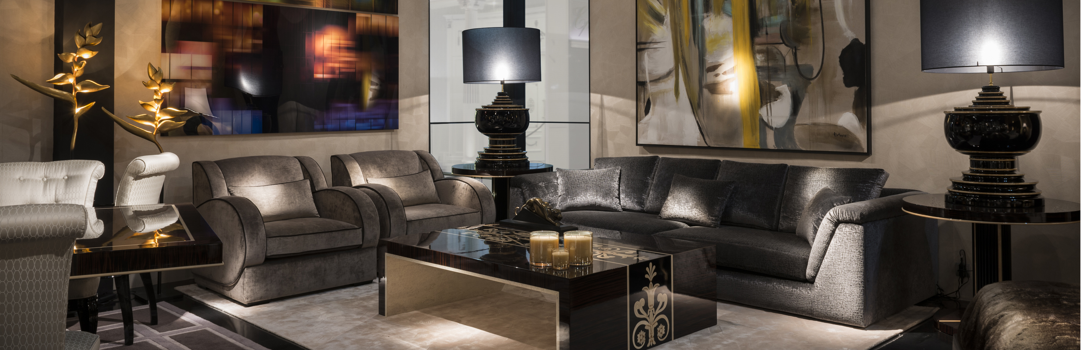 LUXURY FURNITURE HANDCRAFTED IN SPAIN