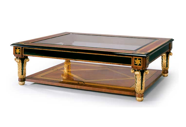 Center Table Harmony Epoca Supreme Luxury Furniture