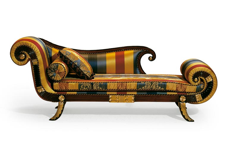 Chaise Longue MOLITOR - Epoca: Supreme Luxury Furniture