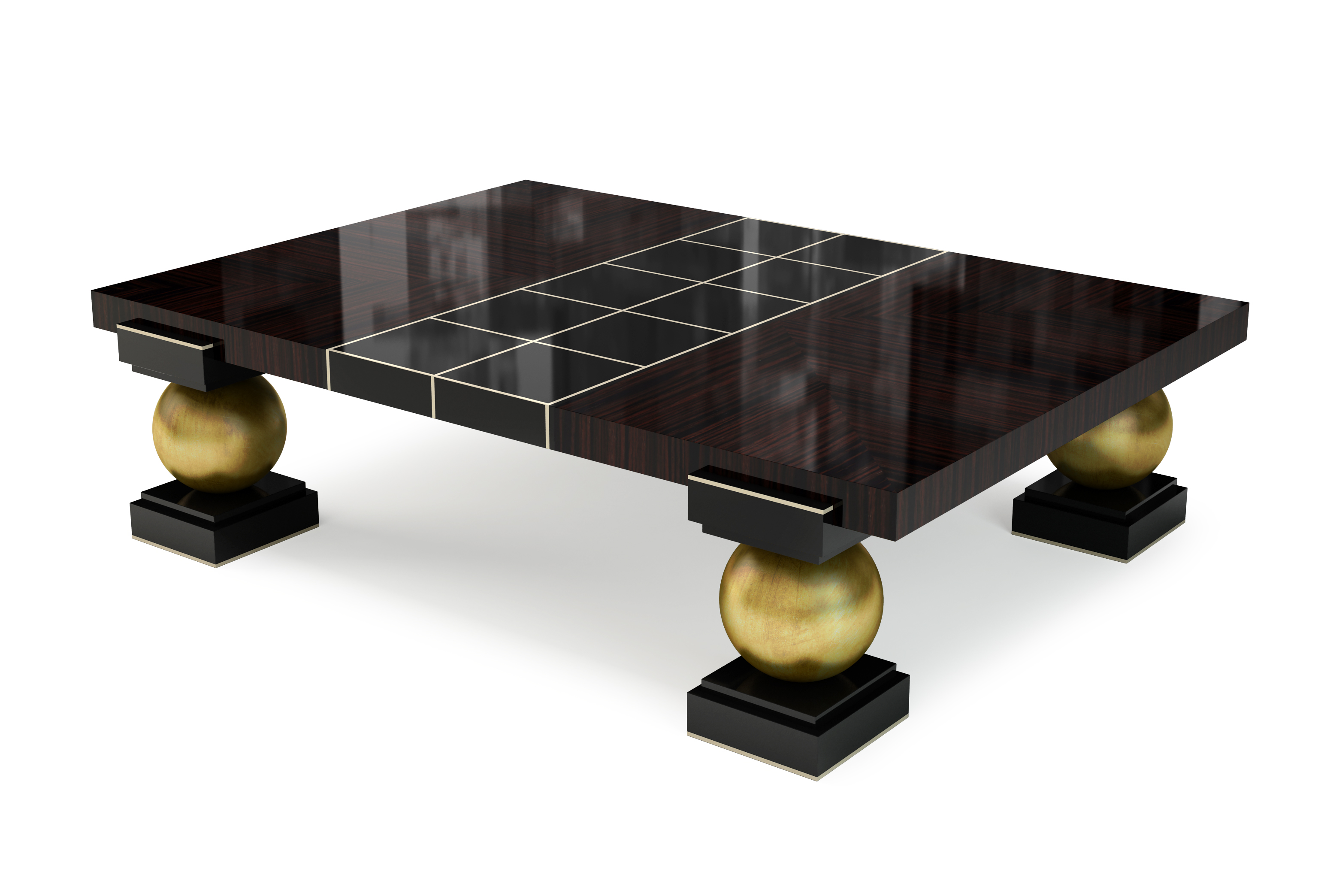 center table amber epoca supreme luxury furniture. Black Bedroom Furniture Sets. Home Design Ideas