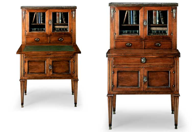 bureau orly epoca muebles de aut ntico lujo. Black Bedroom Furniture Sets. Home Design Ideas