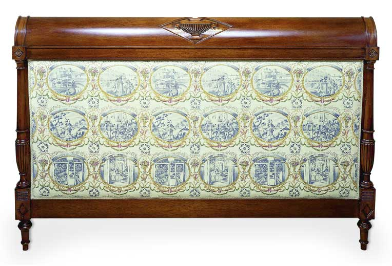 Headboard lille 1 50 mts epoca muebles de for Epoca muebles